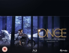 Once Upon a Time: The Complete Series - Seasons 1-7, Blu-ray BluRay