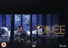 Once Upon a Time: The Complete Series - Seasons 1-7, DVD DVD