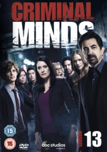 Criminal Minds: Season 13, DVD DVD