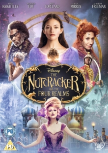 The Nutcracker and the Four Realms, DVD DVD
