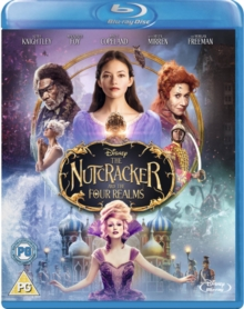The Nutcracker and the Four Realms, Blu-ray BluRay