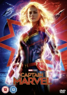 Captain Marvel, DVD DVD