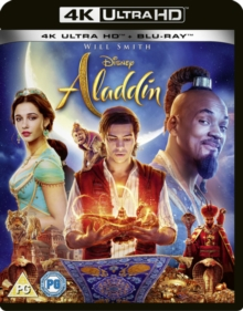 Aladdin, Blu-ray BluRay