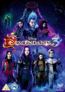 Descendants 3, DVD DVD