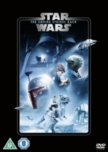Star Wars: Episode V - The Empire Strikes Back, DVD DVD