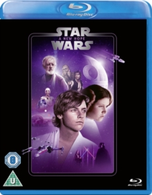 Star Wars: Episode IV - A New Hope, Blu-ray BluRay