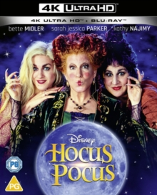 Hocus Pocus, Blu-ray BluRay