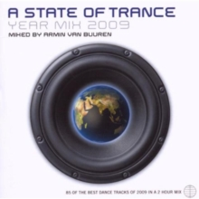 A State of Trance: Year Mix 2009, CD / Album Cd