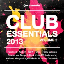 Club Essentials 2013, CD / Album Cd