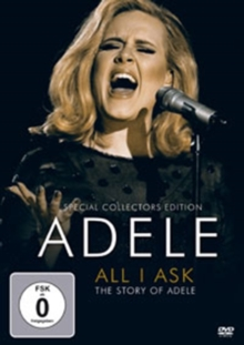 Adele: All I Ask, DVD  DVD