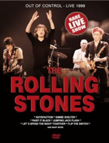 The Rolling Stones: Out of Control, DVD DVD