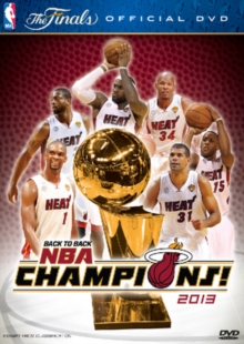 NBA Champions: 2012-2013 - Miami Heat, DVD  DVD