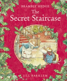 The Secret Staircase, Hardback Book