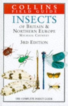 Insects of Britain and Northern Europe, Hardback Book