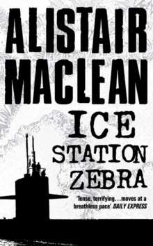 Ice Station Zebra, Paperback Book