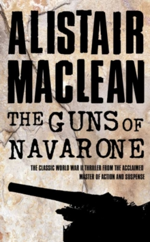 The Guns of Navarone, Paperback Book