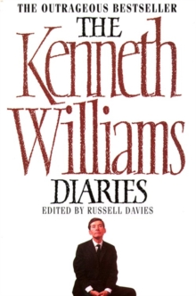 The Kenneth Williams Diaries, Paperback Book