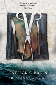 Treason's Harbour, Paperback Book