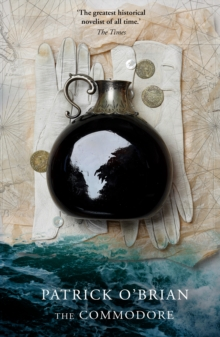 The Commodore, Paperback Book