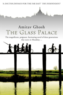 The Glass Palace, Paperback Book