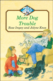 More Dog Trouble, Paperback Book