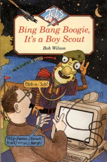 Bing, Bang, Boogie, It's a Boy Scout, Paperback Book