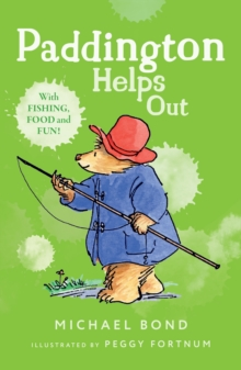 Paddington Helps Out, Paperback Book