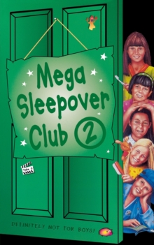 Mega Sleepover 2, Mixed media product Book