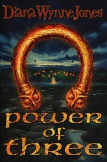 Power of Three, Paperback Book