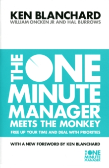 The One Minute Manager Meets the Monkey, Paperback Book