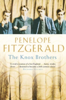 The Knox Brothers, Paperback Book