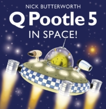 Q Pootle 5 in Space, Paperback Book