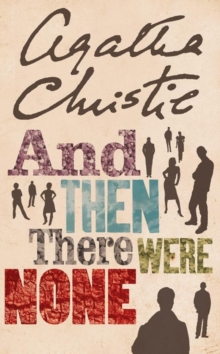 And Then There Were None, Paperback Book