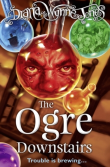 The Ogre Downstairs, Paperback Book