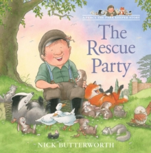 The Rescue Party, Paperback / softback Book