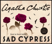 Sad Cypress, CD-Audio Book