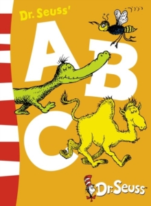 Dr. Seuss's ABC : Blue Back Book, Paperback Book