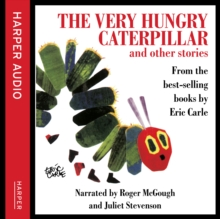 The Very Hungry Caterpillar, CD-Audio Book