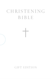 HOLY BIBLE: King James Version (KJV) White Pocket Christening Edition, Leather / fine binding Book