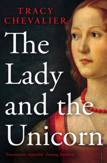 The Lady and the Unicorn, Paperback Book
