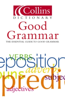 Collins Good Grammar, Paperback Book