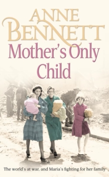 Mother's Only Child, Paperback Book