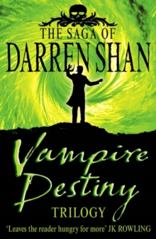 Vampire Destiny Trilogy: Books 10 - 12, Mixed media product Book