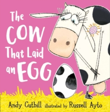 The Cow That Laid an Egg, Paperback Book