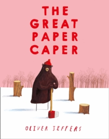 The Great Paper Caper, Paperback Book