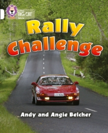 Rally Challenge : Band 10/White, Paperback / softback Book