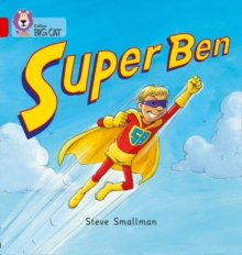 Super Ben : Band 02b/Red B, Paperback Book