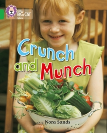 Crunch and Munch : Band 05/Green, Paperback Book