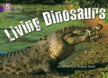 Living Dinosaurs : Band 08/Purple, Paperback / softback Book
