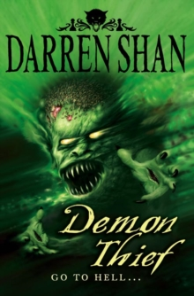 Demon Thief, Paperback / softback Book
